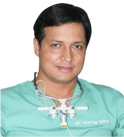 Dr. Anurag Singh MDS, FICOI (USA)